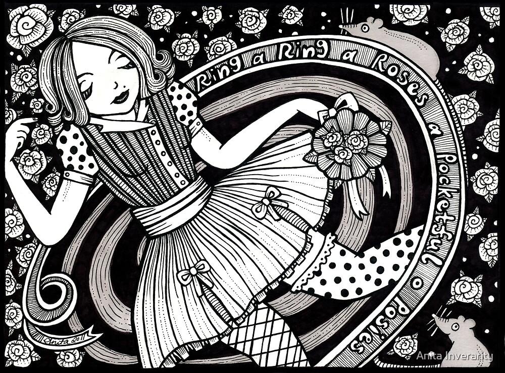 Ring a Ring a Roses by Anita Inverarity