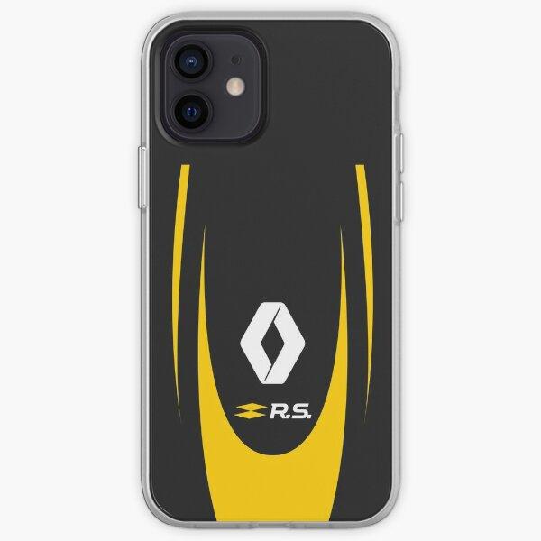 Renault Sport Formule 1 Coque souple iPhone