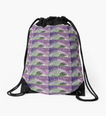 Wisteria Wonderland Drawstring Bag