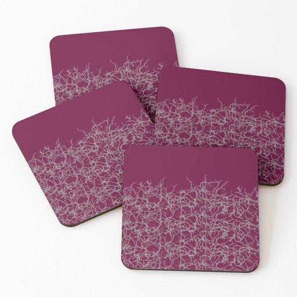 Pukotine Coasters (Set of 4)