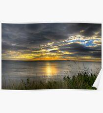 Scotland Sunrise Poster