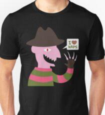 Ich liebe Nickerchen Unisex T-Shirt