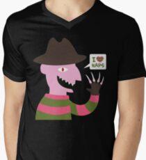 I Love Naps Men's V-Neck T-Shirt