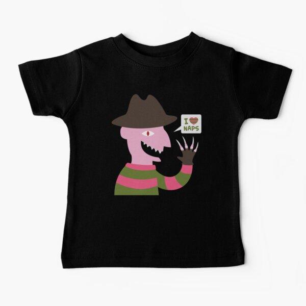 Amo las siestas Camiseta para bebés