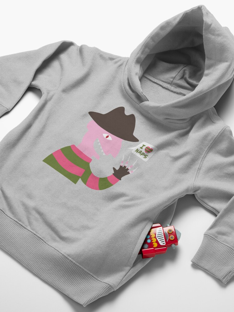 Alternate view of I Love Naps Toddler Pullover Hoodie