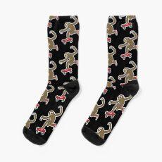 Skater Sloth Socks