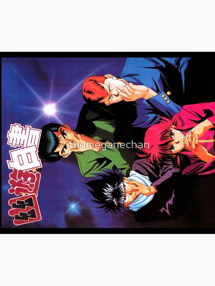 Yu Yu Hakusho by themeganechan