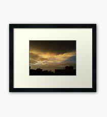 Scenes Framed Print