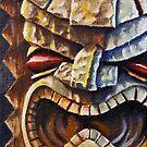 Tiki God by Omar Vargas