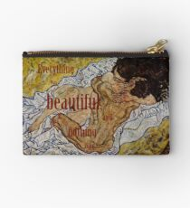 Everything was Beautiful V Studio Pouch