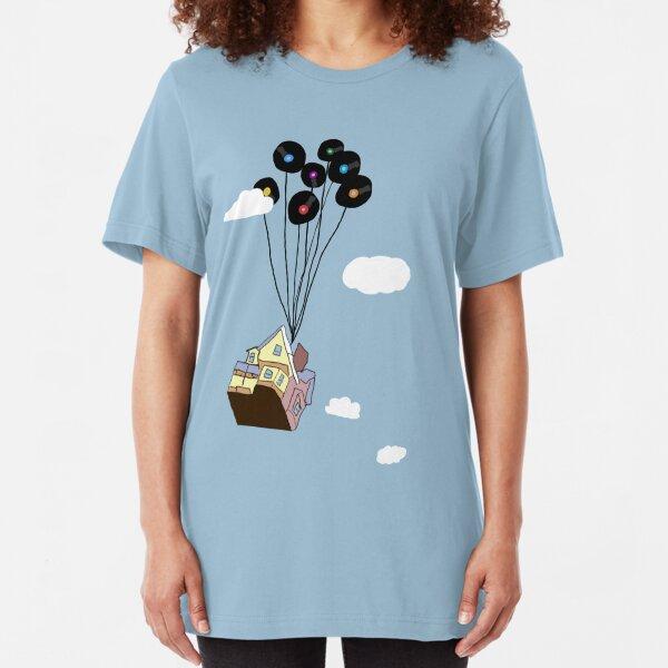 HIP UP T-shirt ajusté