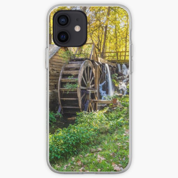 Reeds Spring Mill iPhone Soft Case