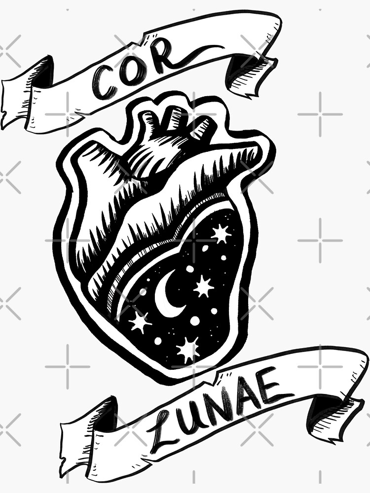 Cor Lunae (Moon Heart) by MaeganCook