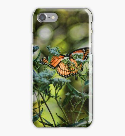 Happy Butterfly iPhone Case/Skin