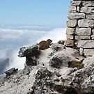 table mountain view by shaft77