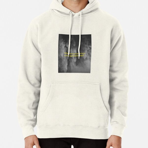 love quote Pullover Hoodie