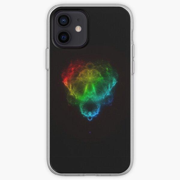 fractal #44 (nebulabrot) iPhone Soft Case
