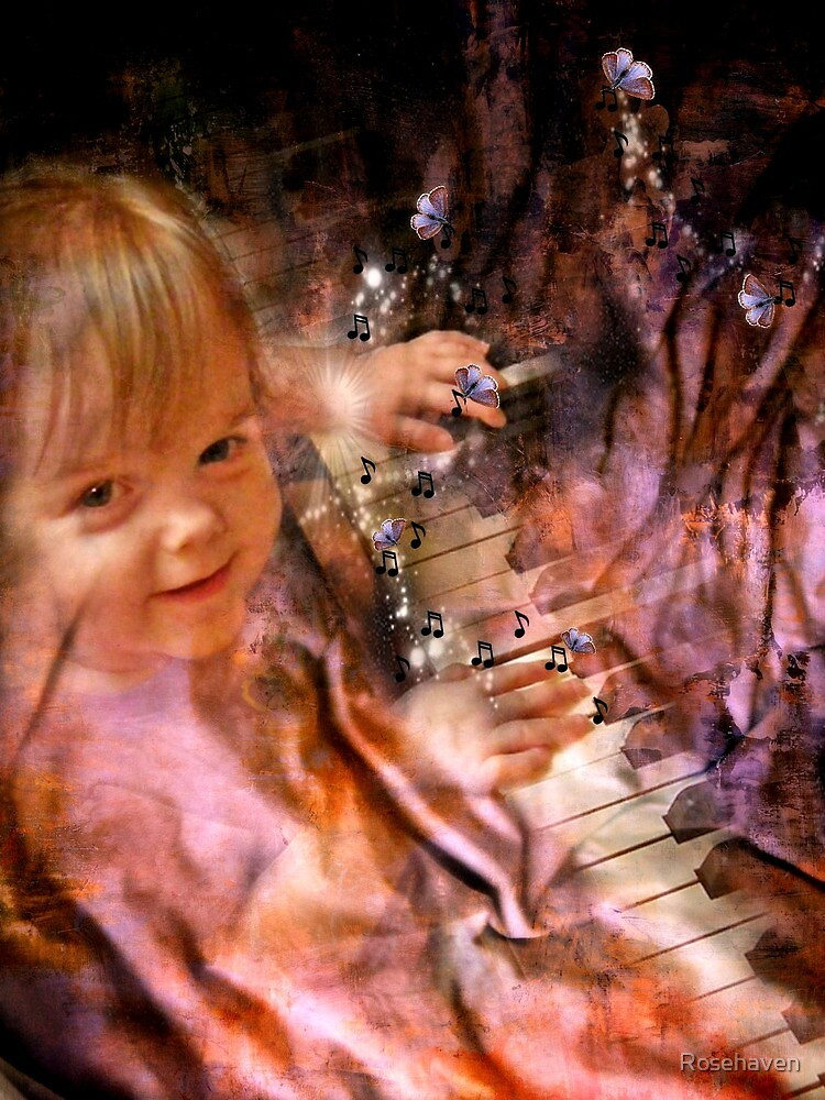 """""""Making Musical Butterflies ...!"""" by Rosehaven"""
