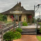 Whistle Stop St. Charles by Marilyn Cornwell