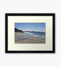 Cannon Framed Print