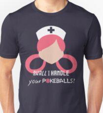 Nurse Joy - Pokemon T-Shirt