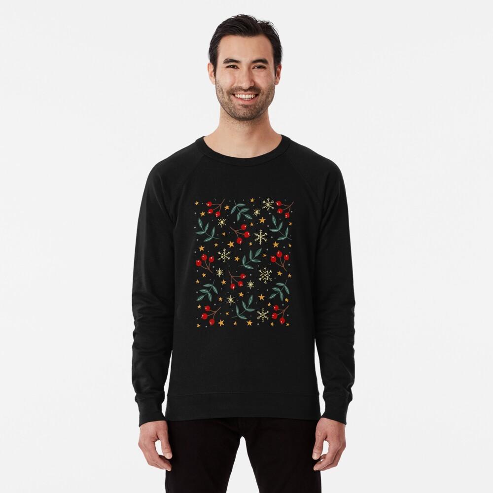 Winter magic Lightweight Sweatshirt