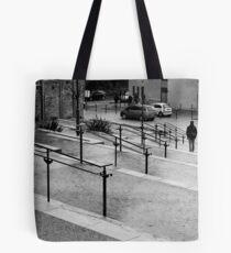 Downstairs Tote Bag