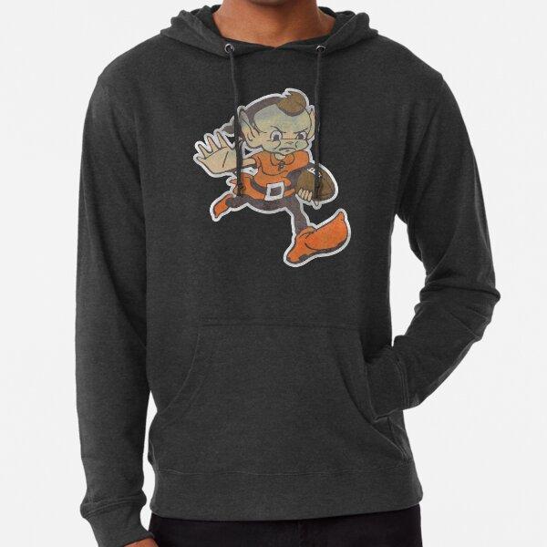 Vintage Brownie the Elf - Browns Lightweight Hoodie