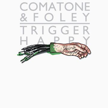 COMATONE & FOLEY - Trigger Happy COVER by comatone
