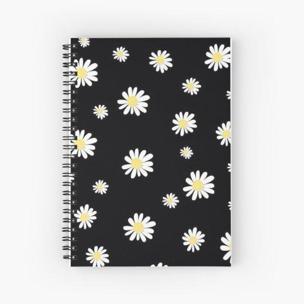 Daisy pattern  Spiral Notebook