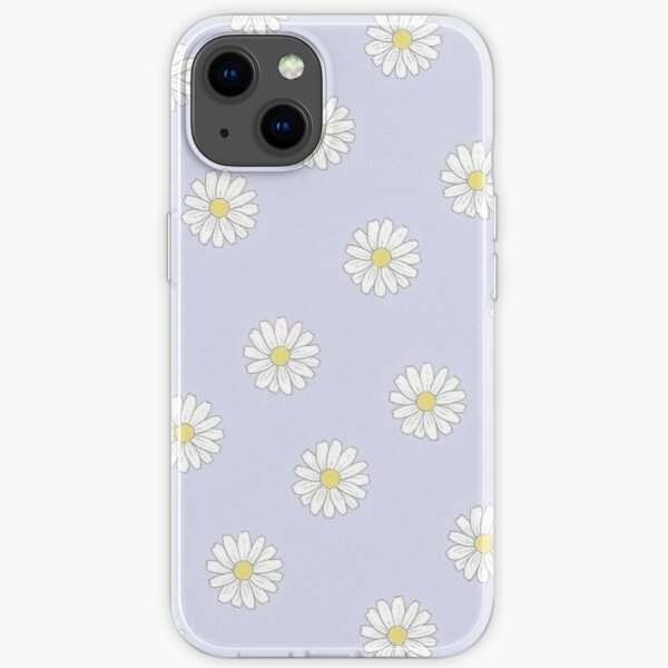 Pastel daisies  iPhone Soft Case
