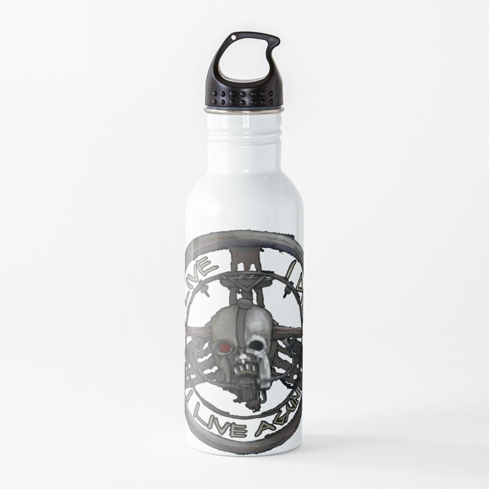 I Live! I Die! I Live Again! Water Bottle