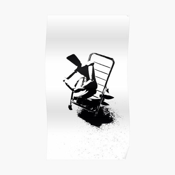 """""""Despair Chair (3)"""" Poster"""