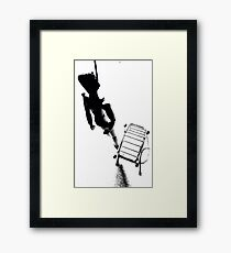 """Art Therapy (3)"" Framed Print"
