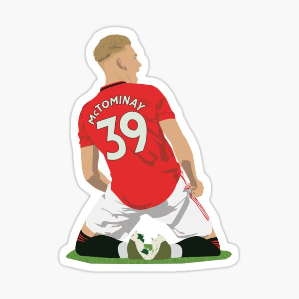 Scott McTominay Sticker