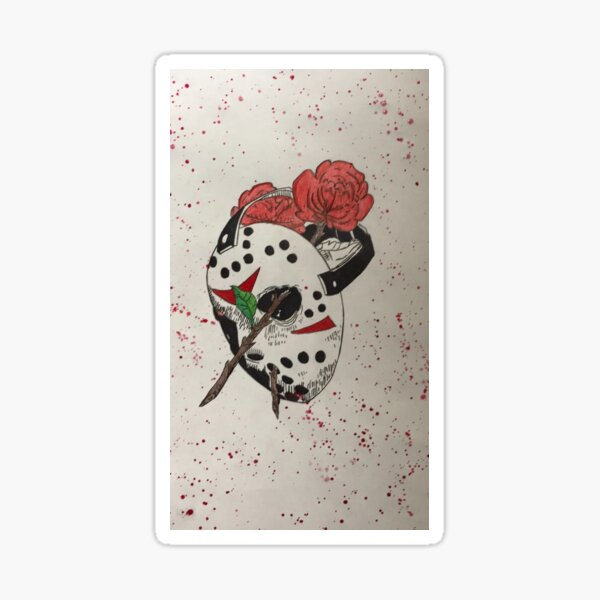 Friday 13th Sticker