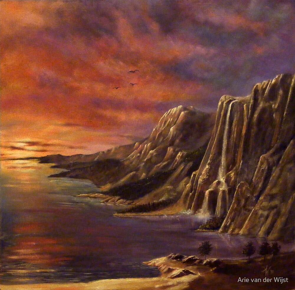 Glorious Earth by Arie van der Wijst