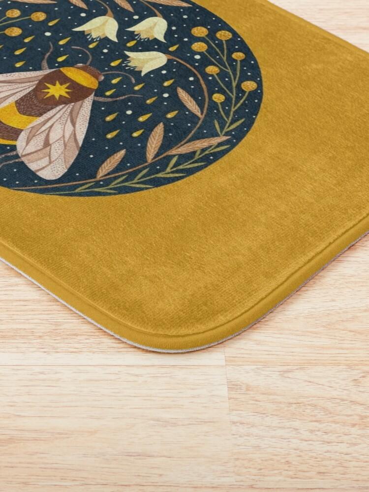 Alternate view of Harvester of gold Bath Mat