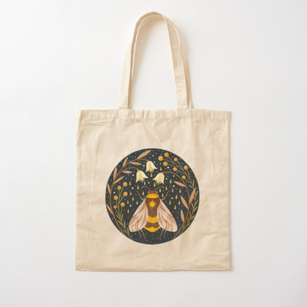 Harvester of gold Cotton Tote Bag