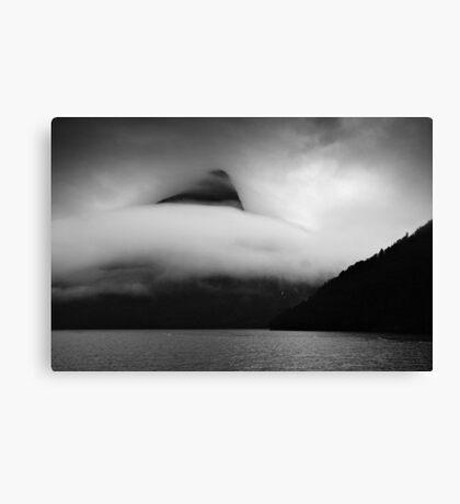 Cloud Wrap Canvas Print