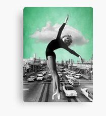 the Joy of Dance Metal Print