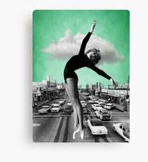 the Joy of Dance Canvas Print