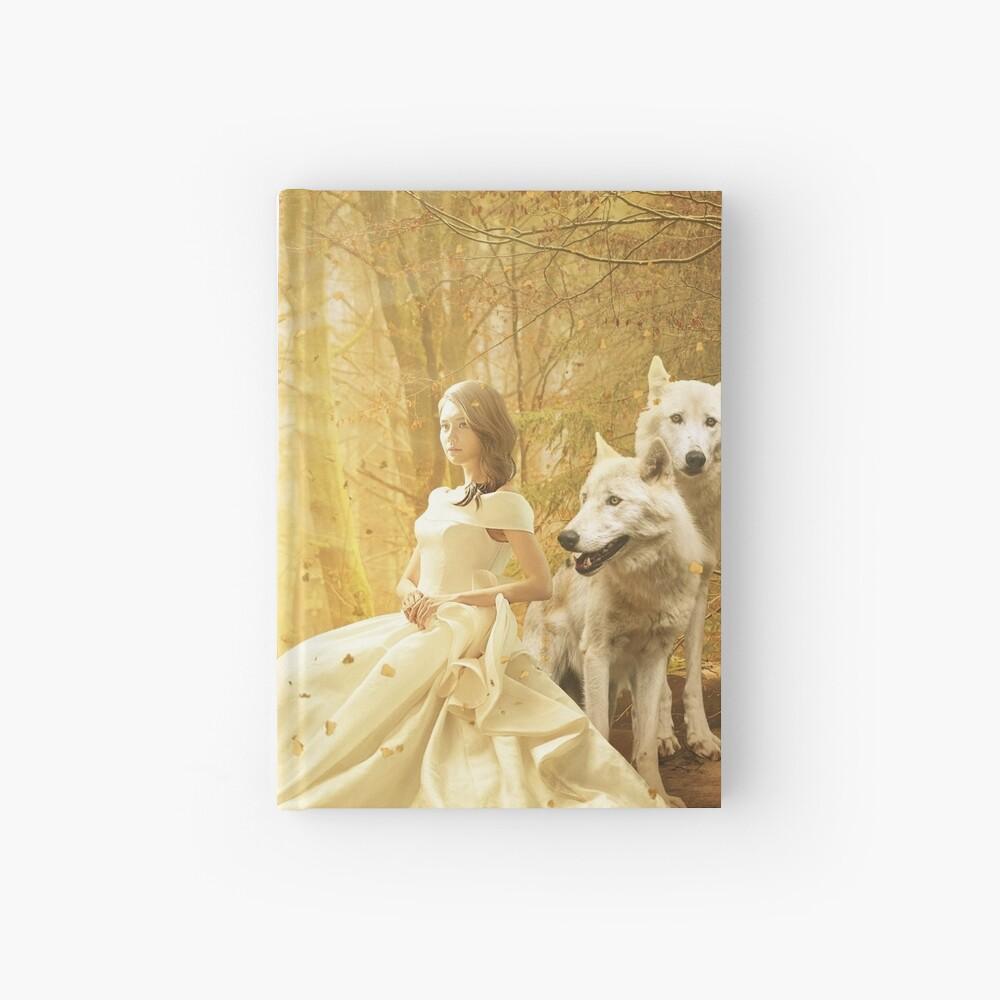 Lady Wulfruna Hardcover Journal
