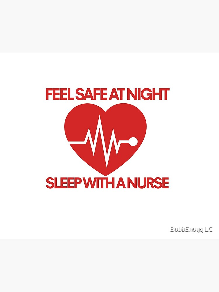 Feel safe at night sleep with a nurse by Boogiemonst
