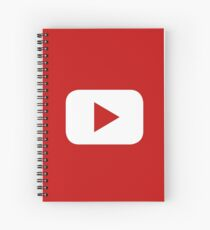 Youtube Spiral Notebook