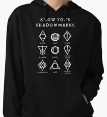 Know Your Shadowmarks (Light) Lightweight Hoodie