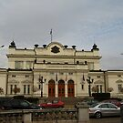 Bulgarian Parliament building by Maria1606