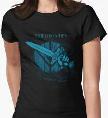 shieldmaiden - WE CAN FIGHT FOR OURSELVES T-Shirt