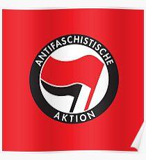 Antifaschistische Aktion Poster