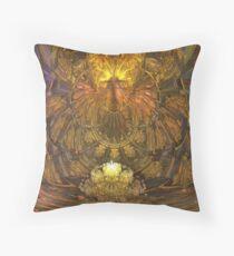 Art Nouveau Altar Throw Pillow